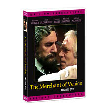The Merchant of Venice (1973) - Laurence Olivier DVD *NEW