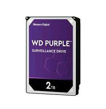 WD Internal Hard Drive WD20PURZ 2TB 5400 RPM 64MB Cache