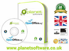Open Office Software Suite 2014 for Home, Student and Professional