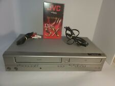 Emerson EWD2004 DVD VCR Combo Player VHS Video Cassette  No Remote Tested Works