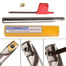 BAP300R C12-13×130-1T Milling Cutter Bar Lathe Tool Holder + APMT1135PDER Insert