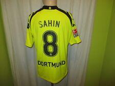 Borussia Dortmund Kappa 100 Jahre Jubiläum Trikot 2009 + Nr.8 Sahin Gr.L