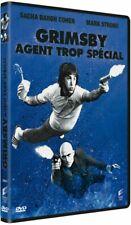 [DVD] Grimsby - Agent trop spécial [Sacha Baron Cohen, Mark Strong]  NEUF cello.