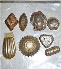 antik Pralineformen Schokoladeformen Backformen Marzipanformen chocolate mold 20