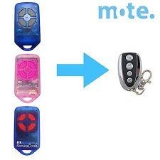ATA PTX4 Compatible Securacode Garage Remote GDO 2v5/2v6/2v7/4v3/7v1/8v2/6v2/6v1