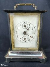 Ancienne Pendule A Poser/horloge ancienne/old french pendulum/old clock
