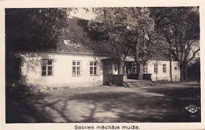 Latvia ,Sabile prayer house.