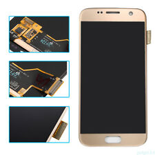 LCD Display Touch Screen Glass Digitizer for Samsung Galaxy S7 G930 G930a Gold