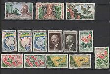 République Gabonaise 23 timbres anciens neufs /T1263