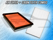 AIR FILTER CABIN FILTER COMBO FOR 2013 2014 2015 2016 NISSAN SENTRA 1.8L ONLY