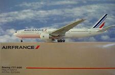 Herpa Wings 1:500 Boeing 777-200 Airfrance F-GSPZ  527248