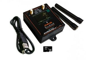 DMR Hotspot Dual Band Duplex TS1 & TS2 MMDVM Raspberry Pi-Star Antennas UHF VHF