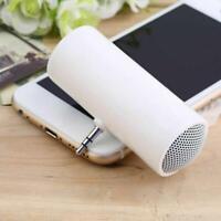 Mini 3,5 mm Stereo-Lautsprecher Musik-Tonverstärker für Handy-Tablet U1Y1