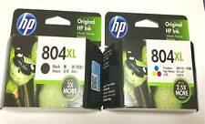 HP 804xl Tri-color Original Ink CRTG - 415 Pages