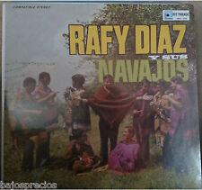 RARE salsa LP RAFI DIAZ Y SUS NAVAJOS no hay amor SE QUE VA A SER DIFICIL flojon
