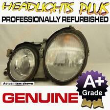 MERCEDES CLK-CLASS W208 LH Left Headlight 1996 to 5/2002  96 97 98 99 00 01 02