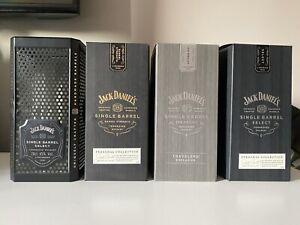 Jack Daniels Single Barrel Empty Boxes Job Lot