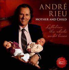 André Rieu, Johann S - Mother & Child: Lullabies the Whole World Loves [New CD]