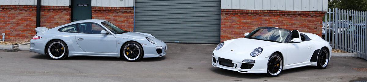 RPM Technik Porsche Specialist