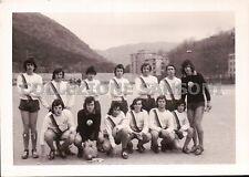 FOTO 1974 SQUADRA DI CALCIO ESORDIENTI ERG - CAMPO LIGORNA - GENOVA - C10-364