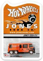 MAGNET Hot Wheels Jones Soda RV MAGNET for Fridge Toolbox