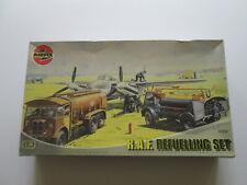 vintage Airfix refuelling set.Airfix kit. plastic kit.