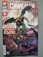 HAWKMAN #13a (2019 DC Universe Comics) ~ VF/NM Comic Book