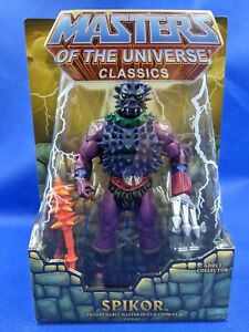 Masters of the Universe Classics MOTUC Spikor New in Box