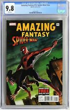 S903. AMAZING FANTASY #15: SPIDER-MAN! #nn by Marvel Comics CGC 9.8 NM/MT (2012)