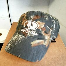 2ba090d8df6 Mossy Oak Womens Camo Hat Baseball Cap Hunting Ladies Strapback Pink Under  Brim