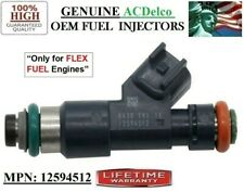 Reman 1x Fuel Injector ACDelco OEM Models: Chevrolet & GMC 5.3L V8 *FLEX Engine*