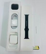 Apple Watch Series 5 A2156 40mm Cellular Space Grey Aluminium black sports Band