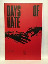 Days of Hate Act One (Vol 1) by Ales Kot Image Comics TPB Graphic Novel DAMAGED