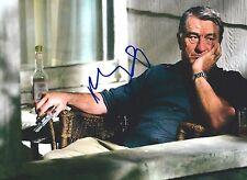 Robert De Niro signed 8x10 photo - In Person Exact Proof - DeNiro Taxi Driver