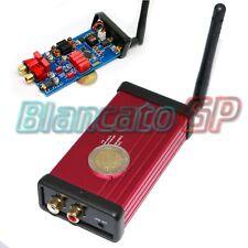 AD823 PREamplificatore Ricevitore bluetooth 4.2 APTX latenza condensatori WIMA