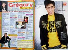 GREGORY LEMARCHAL => COUPURE DE PRESSE 4 pages 2006 //  FRENCH CLIPPING