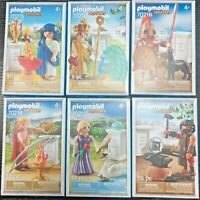 COLLECTIBLE   Playmobil 70213 70214 70215 70216 70217 History Ancient Greek gods