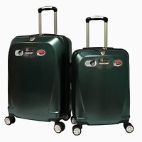"Ginza 20"",24"" 100% Polycarbonate 2-pc Luggage Set"