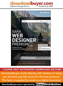 MAGIX Xara Web Designer 17 Premium - [Download]