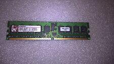 Memoria DDR2 ECC Kingston KTM2865/2G 1GB PC2-3200 400MHz CL3 240 Pin
