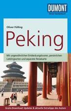DuMont Reise-Taschenbuch Reiseführer Peking von Oliver Fülling (2016, Taschenbu…