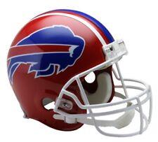 NFL Mini Helm Buffalo Bills Throwback Riddell 1987-2001 Helmet Football