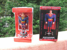 DC Direct Justice League The Animated Series Superman Mini Maquette~New