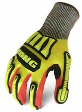 New Ironclad Mkc5 Kong Knit Cut Resistant 5 Refinery Gloves Mens Size Large