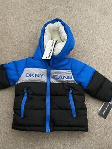 DKNY Baby Boys Coat