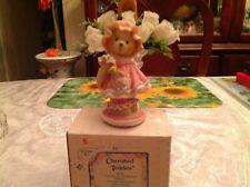 Cherished Teddies Customer Appreciation Bear Signed By Priscilla & Glenn Hillman