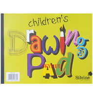 A4 NEW-CHILDRENS KIDS DRAWING PAD  Sketch Art Artist Paper Book In Pack of 1,2,4