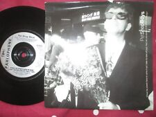 Pet Shop Boys Where The Streets Have No Name Parlophone UK 7inch Vinyl Single