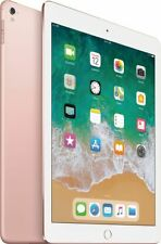 Apple iPad Pro 1st Gen 128GB, Wi-Fi, 9.7 in - Rose Gold - MM192LLA