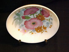 Wedgwood Bone China Pin/Anello Piatto, Meadow Sweet DESIGN. MADE IN ENGLAND